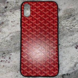 Accessories - Goyard phone Xs / x  case